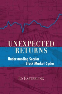 Unexpected Returns - book by Ed Easterling